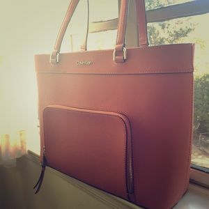 Large Structured Tote